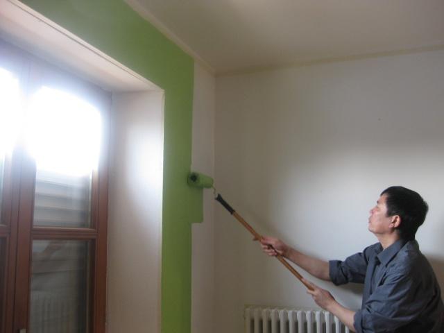 Dịch vụ sơn lại nhà cũ, chung cư cũ tại Hà Nội