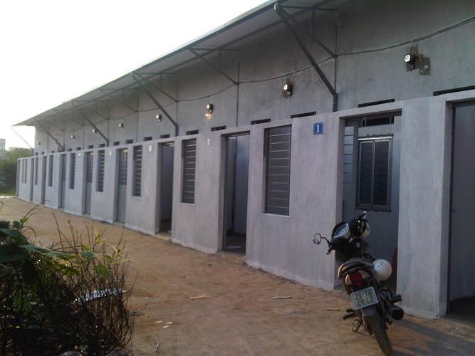 Dịch vụ xây nhà Trọ khép kín giá rẻ tại Hà Nội